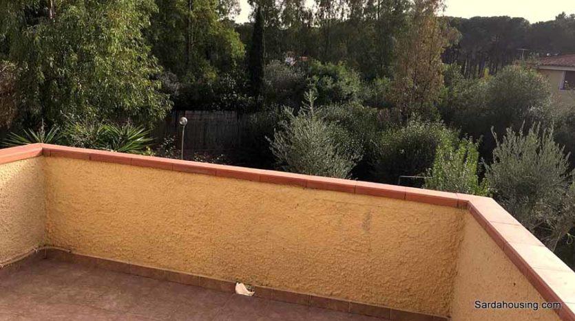 terrazza appartamento mediterraneo