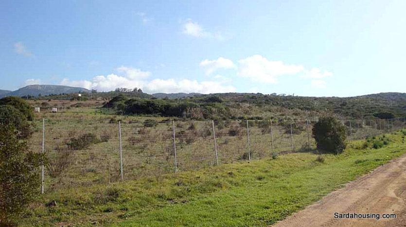 recinzione terreno sa misa