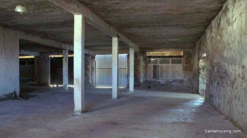 Edifici sul mare vendita Carloforte Sardegna, interno magazzini foto secondaria