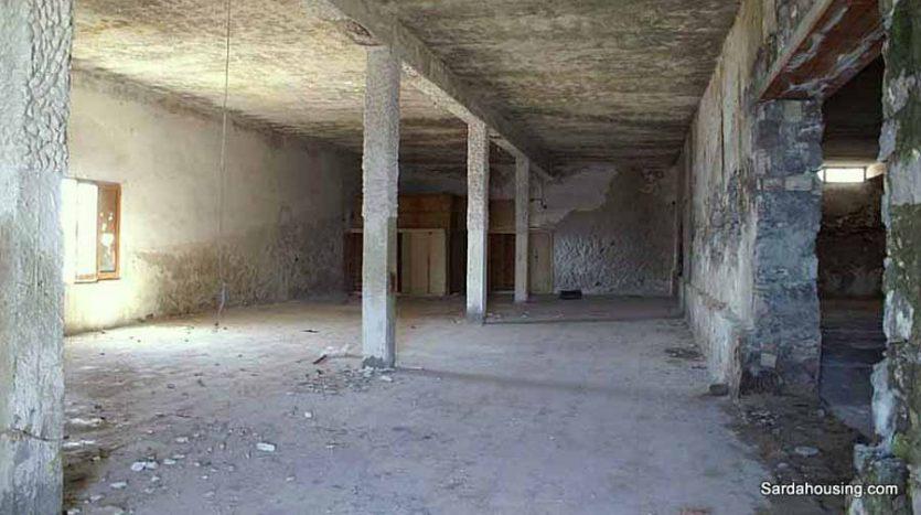 Edifici sul mare vendita Carloforte Sardegna, interno magazzini