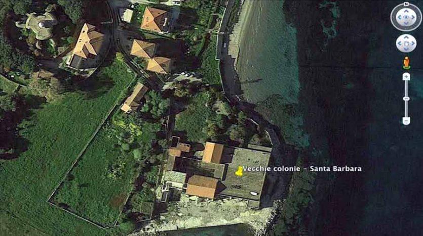 Edifici sul mare vendita Carloforte Sardegna, complesso costruzioni