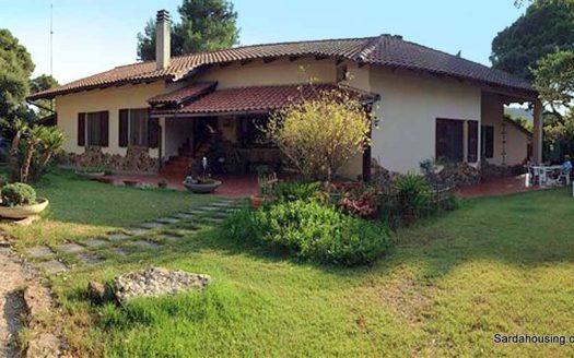 Villa Alma in vendita nella campagna di Alghero