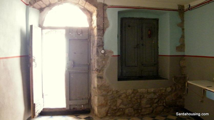 ingresso S. Lussurgiu Casa
