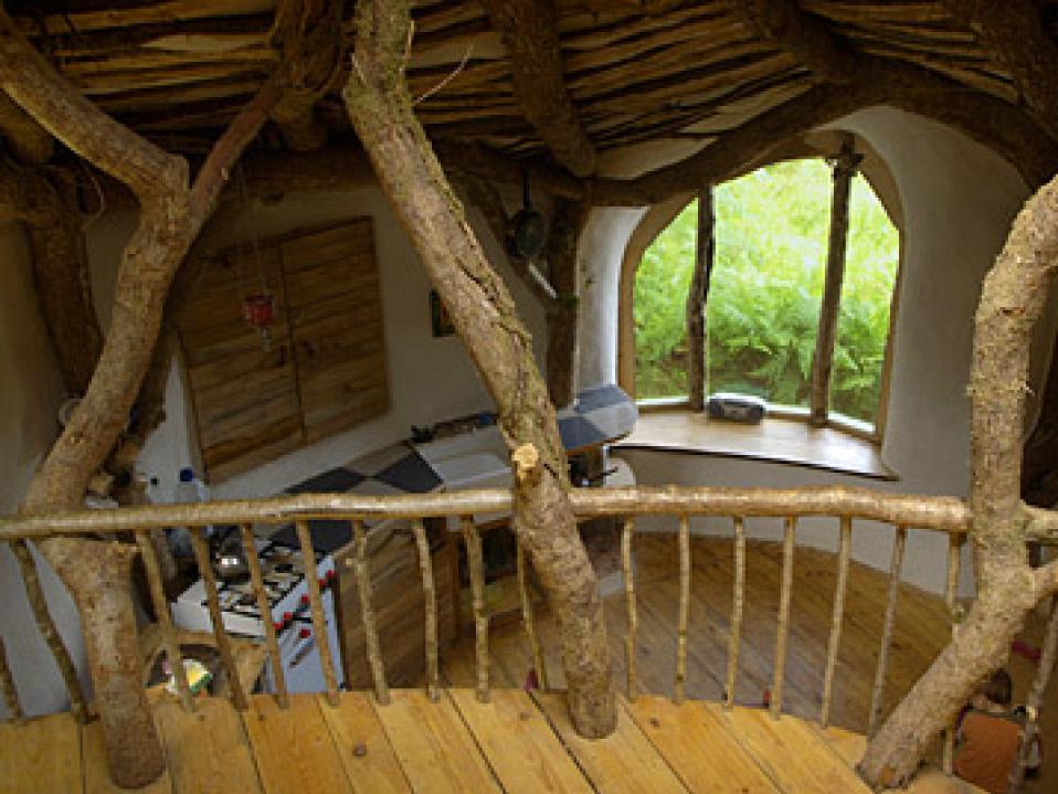 Hobbit house cucina