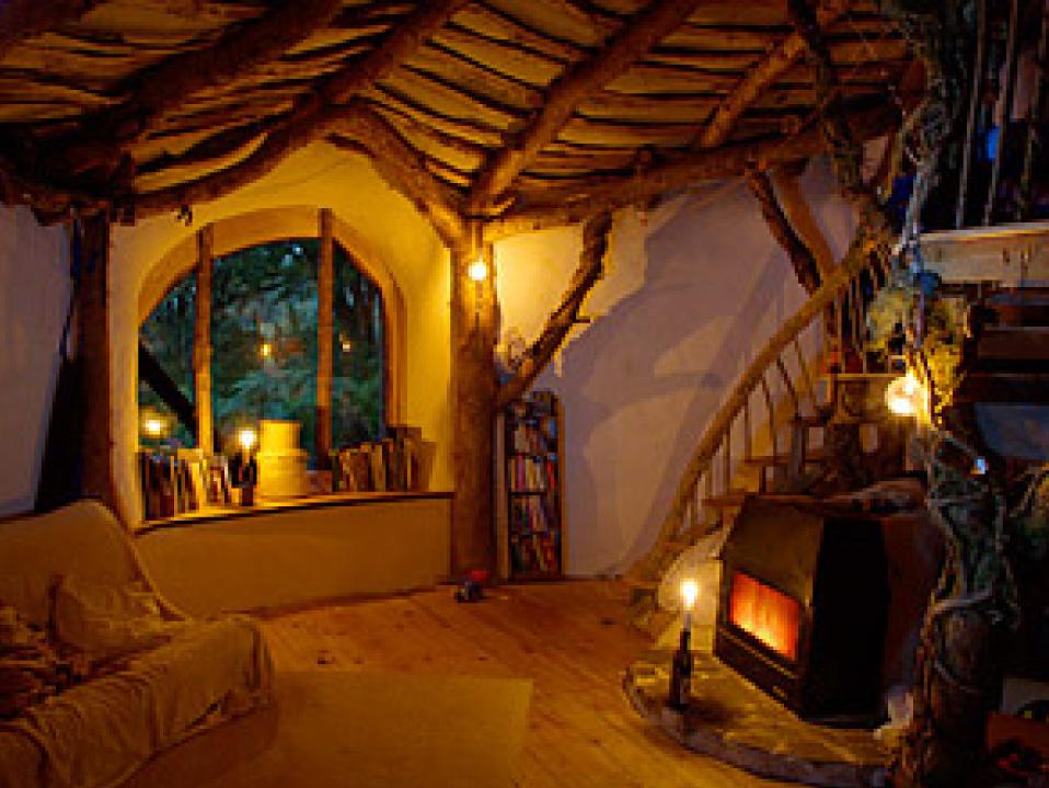 hobbit house salotto